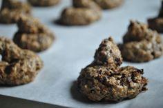 Chicken poop cookies
