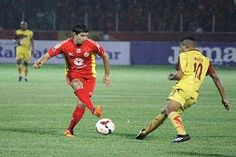 Indonesian Super League match for this time will bring Sriwijaya vs. Semen Padang, which will be held on Wednesday (06/11/2014) Held at Gelora Jakabaring - Palembang and will be broadcast LIVE K-Vision At 19:00 pm.