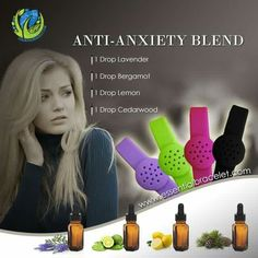 Anti anxiety blend. Find your CPTG essential oils and more at www.mydoterra.com/dianesulzer