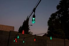 Color Changing Outdoor Christmas Lights: modern Christmas lights that change colors and sequences with a remote. You can love and use year round! Low Ceiling Lighting, Lighting Logo, Porch Lighting, Mercury Glass Pendant Light, Diy Pendant Light, Garden Lighting Diy, Outdoor Lighting Landscape, Decorating With Christmas Lights, Outdoor Christmas Decorations