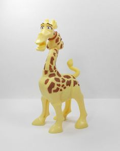 Madagascar - Melman - Toy Figure - Cake Topper (2)