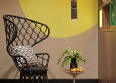 Hotel Yoo2: a mistura de Philippe Starck com o estilo carioca