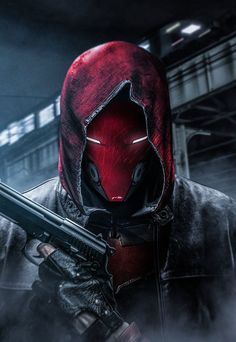 Jason Todd/Red Hood by Bosslogic Nightwing, Batgirl, Catwoman, Arte Dc Comics, Dc Comics Art, Red Hood Wallpaper, Wallpaper Animé, Red Hood Dc, Batman Red Hood