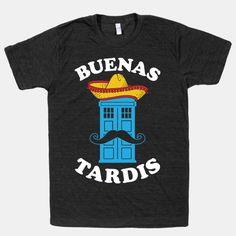 Buenas Tardis #doctorwho #tardis #spanish