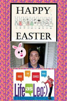 Feliz Día de Pasqua #lifeasleo #happyeaster