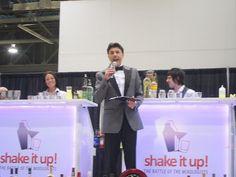 Francesco LaFranconi at Shake it Up 2012