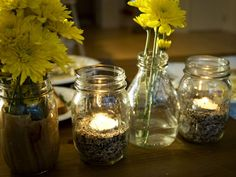 Serious Entertaining: Cheap and Easy Autumn Decorating