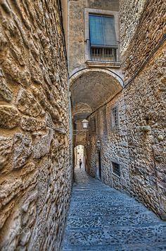 Girona.Catalonia