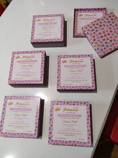 Baby Shower Invitations, Paper, Crafts, Design, Manualidades, Handmade Crafts, Craft, Crafting