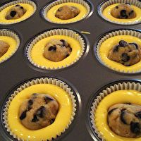 Cookie Dough Cupcakes by Cake Mix Doctor