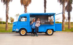 vintage food truck - Google Search