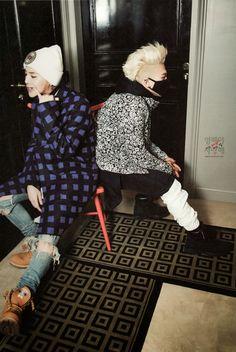 GD & Taeyang in Paris 2014 Photo Book