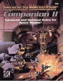 Spacemaster Companion II by Iron Crown Enterprises
