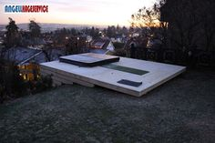 Platting Accoya Stabekk - Angell Hageservice Ping Pong Table, Asylum