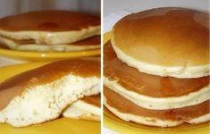 Японские Хотто Кээки — очень вкусные пухлые блинчики. Прекрасный завтрак для всей семьи! — Жизнь под Лампой!