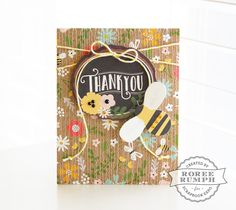 quiliting-inspired_machine-stitched_thank you_card...you're sew sweet...thank you