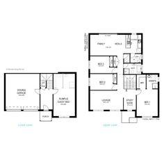 Split level, Ascent. For a sloping block – Wincrest Homes