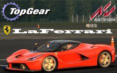 Assetto Corsa   LaFerrari   TOP GEAR