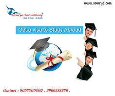Overseas education  contact - sowrya consultancy