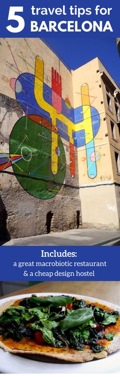 """Traveling to Barcelona? Want to make the most of your time with fun """"off the path"""" things to do in Barcelona? See five more of our personal recommendations"""