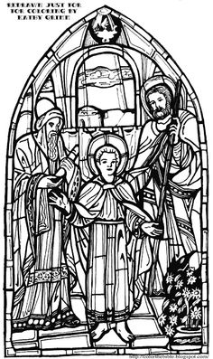 Color The Bible Jesus In Temple Many Lovely Coloring Pages There Is Even