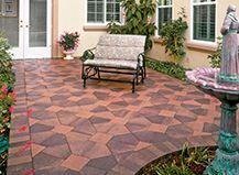 Patio Pavers Unique Design Ideas