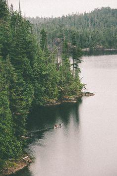Benchandcompass: I'll be at the lake.