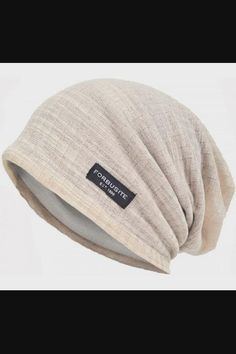Shop Men Slouch Hollow Beanie Thin Summer Cap Skullcap - Stripe Cream now save up 50% off, free shipping worldwide and free gift, Support wholesale quotation! Summer Cap, Soft Summer, Cotton Beanie, Knit Beanie, Silk Head Wrap, News Boy Hat, Elastic Headbands, Knitted Hats, Man Shop