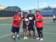 さとうあつこのハワイ不動産: 独立記念日テニスマッチ
