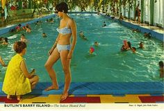 120 Best Retro Pool Party Images In 2017 Poster Vintage