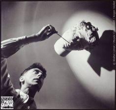 #CeJourLà le 5 juillet 1889, naquit Jean Cocteau. Poète, peintre, dramaturge et cinéaste français. Portrait de Limot