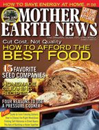 Mother Earth News Seed and Plant Finder