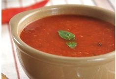 Kosher Scoop - Roasted Red Pepper Soup