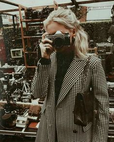 Black and white outfit ideas Looks Style, Looks Cool, Style Me, Mode Outfits, Winter Outfits, Fashion Outfits, Womens Fashion, Outfits Inspiration, Inspiration Mode