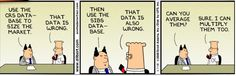 Dilbert on Data Quality