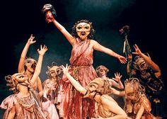 Making Greek Theater Mask