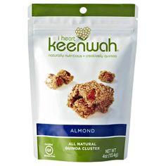 Almond Quinoa Clusters