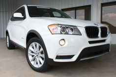 2013 Bmw X3 xDrive28i AWD xDrive28i 4dr SUV SUV 4 Doors Alpine White for sale in Tuscaloosa, AL Source: http://www.usedcarsgroup.com/used-bmw-for-sale-in-tuscaloosa-al