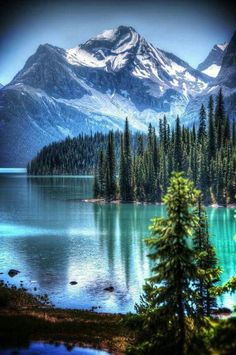 Jasper National Park, Alberta, Canada - Absolutely beautiful!