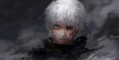 Tokyo Ghoul - White Haired Kaneki Ken