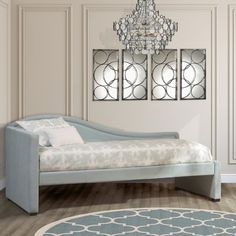 Hollansburg Offers Two Styles Of Button Tufted Daybeds A