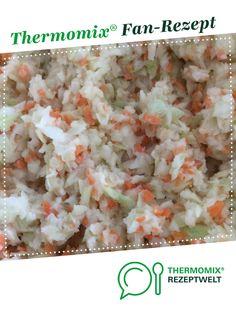 Cole Slaw / Krautsalat KFC von snolli. Ein Thermomix ® Rezept aus der Kategorie Vorspeisen/Salate auf www.rezeptwelt.de, der Thermomix ® Community.