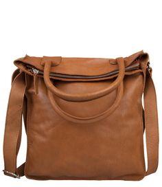 Dover cognac Cowboysbag | The Little Green Bag