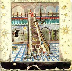 """Descubre los dibujos de Tolkien para """"El Hobbit"""", """"El Señor de los Anillos"""" y otras obras suyas (IMÁGENES) « Pijamasurf - Noticias e Información alternativa"""
