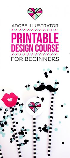 Learn How to Design Printables in Adobe Illustrator