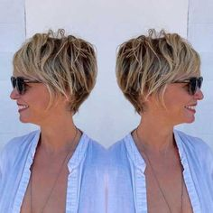 Fabulous over 50 short hairstyle ideas 17