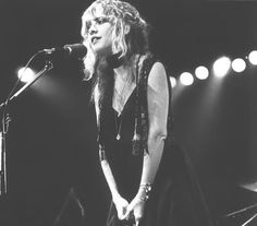 dahlface: 70S ICON STEVIE NICKS