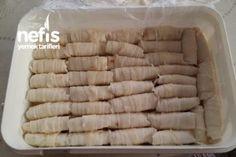 Lokmalık Buzluk Böreği (Terapi Böreği Aslında) Tarifi