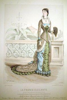 La France élégante, 1879