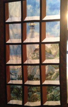 My window quilt
